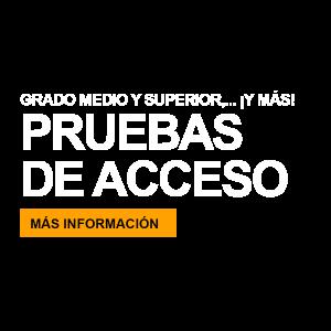 Preparación pruebas de acceso en Zaragoza