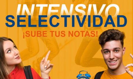 Intensivo Selectividad 2020: ¡Sube tus notas!