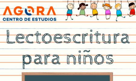 Lectoescritura para Niños y preparación del próximo curso en Zaragoza
